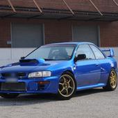 Themes Subaru Impreza WRC 1.0