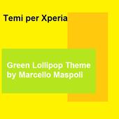 Tema Xperia™ Lollipop Verde 1.0.0