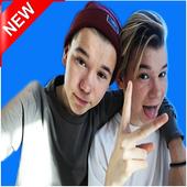 Selfie with Marcus & Martinus 1.0