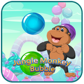 Jungle Monkey Bubble Shoot 1.0
