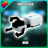 Mod Portal Gun 2 for MCPE 1.0