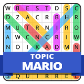 Word Search Topic For Mario 1.0.0
