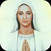 Virgen Maria Rosa Mistica 1.0