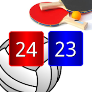 Volleyball Pong Scoreboard, Match Point Scoreboard 3.1.1