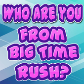 Who Are You In Big Time Rush? 1.0