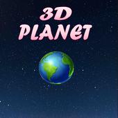 3D Planet 1.0.0