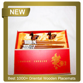 Best 1000+ Oriental Wooden Placemats Ideas 6.1