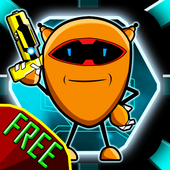 Boom Bot Clash : The Retro 2.0