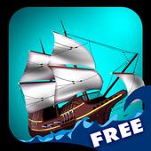 Dark Flag Sail War : Pirate 3.0
