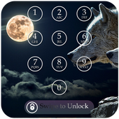 Moonlight Keypad Screen Lock 1.10