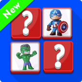 Puzzle Marvel Memory Toys 1.1