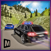 Andreas Police Car Hill Chase 2.0