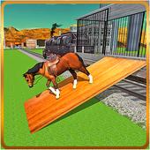 Transport Train: Farm Animals 1.4