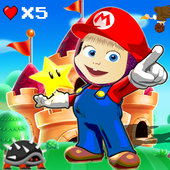 Masha Super Smash Hero World 1.0