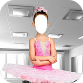 Ballet Dancer Fashion Photo Montage 1.0.1