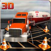 Oil Tanker Truck Parking 2015 1.0.1