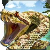 Snake Chase Attack Simulator
