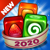 Candy Cubes 2020: Match 3 Free New Fun Puzzle Saga 1.0.3