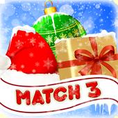 Santa Gifts Match 3 1