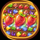 com.match3mania.fruitsforest.blast icon