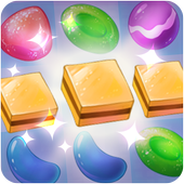 Candy Food Town - Match 3 Puzzle 10.200.2