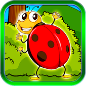 Ladybug Bubble Worms Smasher 1.1
