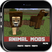 Animal Mods For MinecraftPE 1.0