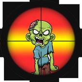 Crazy Zombie Shooter Zombie