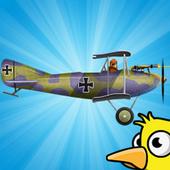 Airplane Fighter Bird Strikes 1.1