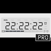 Battery Saving Digital Clocks Live Wallpaper Pro