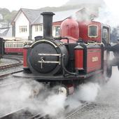 Trains United Kingdom Wales Jigsaw Puzzles 1.0