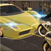 Darkness of crime increase bike 1.0