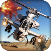 Gunship Heli Warfare - Battle 1.15
