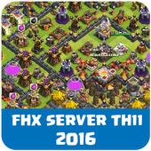 FHX COC Server TH 11 1.0