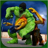 Mr Incredible Monster Hunter : Vegas Battle City 1.1