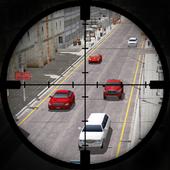 City Traffic Sniper Shooter 3D 2.2