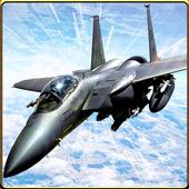 Jet Fighter Air Strike - Fly Plane Air War 3D. 2.2