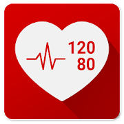 Cardio Journal — Blood Pressure Log 3.1.1