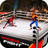 Superhero VS Spider Hero Fighting Arena Revenge 2.1.1