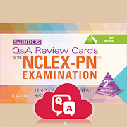 SAUNDERS Q&A REVIEW CARDS FOR NCLEX-PN® EXAM 4.1.3