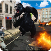 Angry Gorilla City Smasher: Incredible Monster 1.0