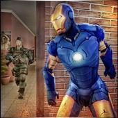 Iron avenger vs Frontline Critical Strike game 1.2