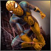 lastday of gangster spider superhero future battle 1.2