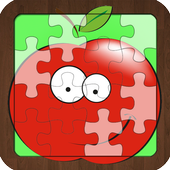 Fruit Jigsaw Puzzle for Kids 1.0