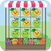 Fruits Tic Tac Toe 2.5