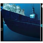 Battleship vs Submarine - War Machines Battle 3.9