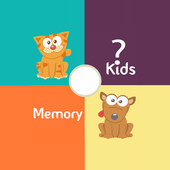 Memory for Kids: Animals 1.0