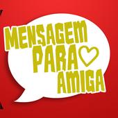 Novo♥Mensagem Para Amiga♥2017 1.0