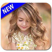Little Girl Hairstyle 1.1