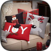 DIY Christmas Pillow 1.1
